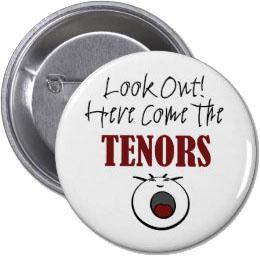 tenor  button